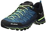 Salewa MS Mountain Trainer Lite, Trekking-& Wanderstiefel Hombre, Azul (Malta/Fluo Green 8744), 40 EU