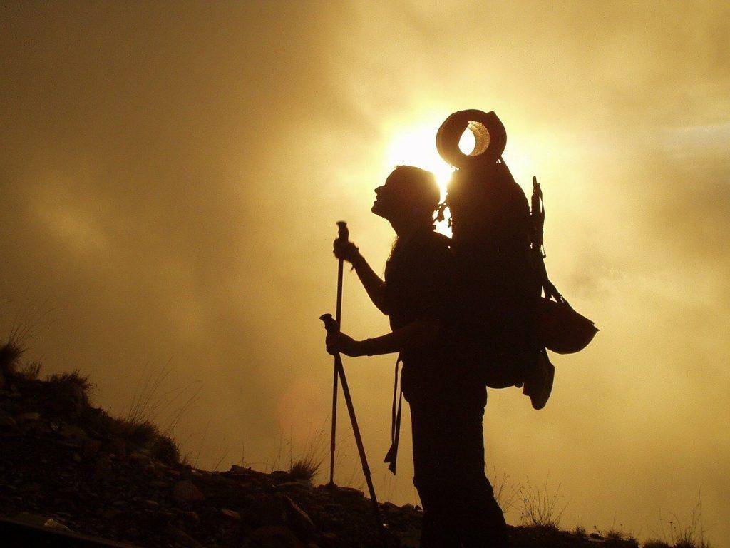 elegir el equipamiento de trekking