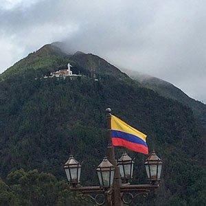 Senderismo Mpnserrate Bogota