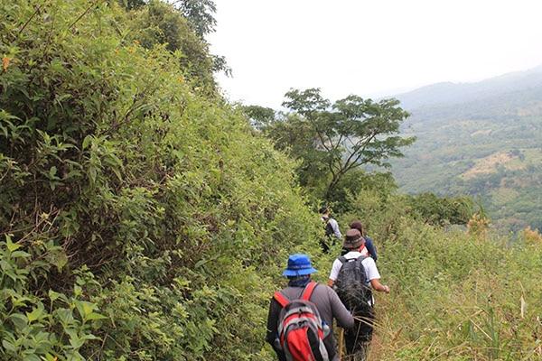 Senderismo en Colombia - Cerro de Quinini
