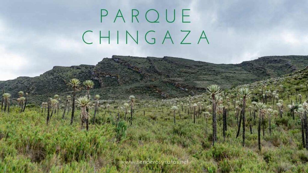 parque chingaza - senderismo en colombia - senderismo en chingaza