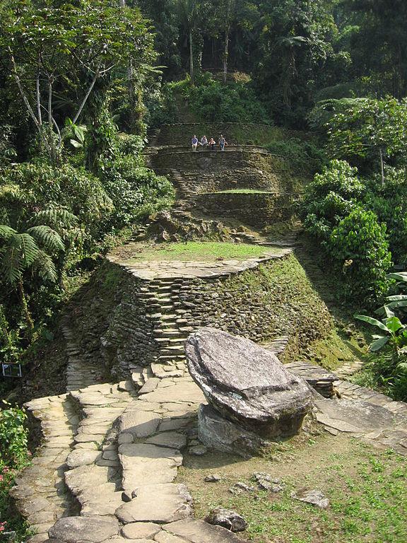 Trekking en Colombia - Ciudad Perdida -