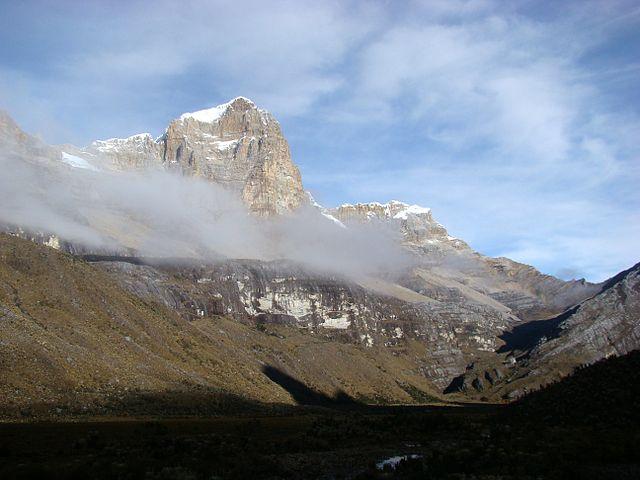 Trekking en Colombia - PNN el Cocuy - Picos Nevados