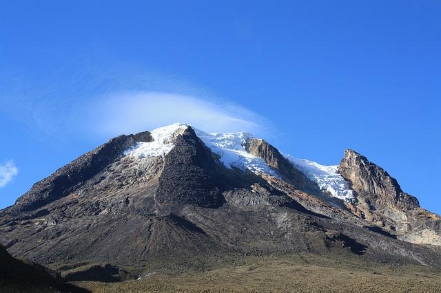 trekking en colombia- nevado-del-tolima-