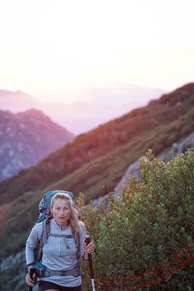 ¿Por qué usar Bastones de Trekking?