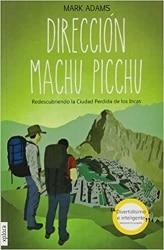 Dirección Machu Picchu-libros de trekking