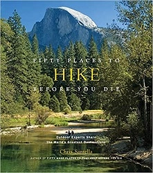 Fifty Places to Hike Before You Die-libros de trekking