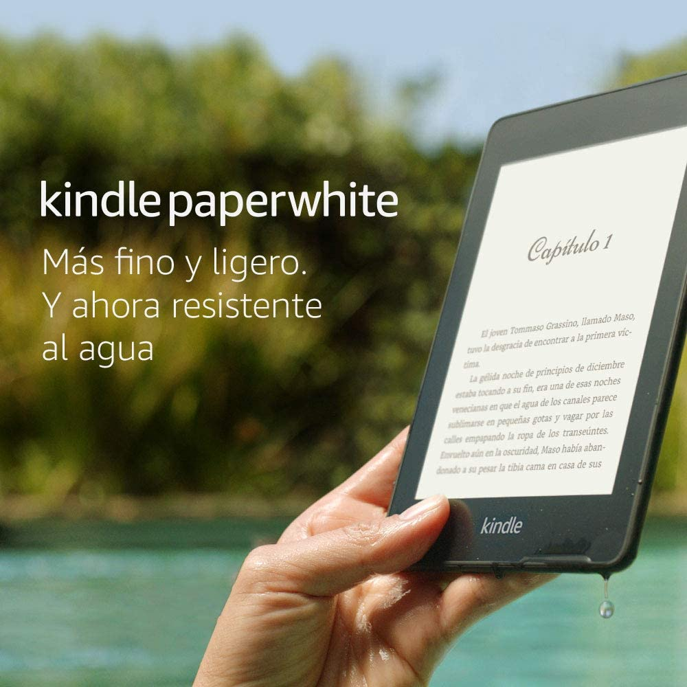 Kindle para trekking kindle paperwhite