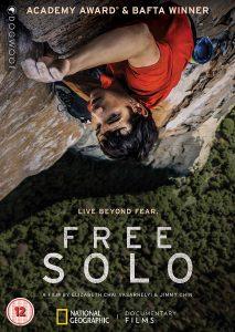 Free Solo- Las mejores películas de Trekking y Senderismo