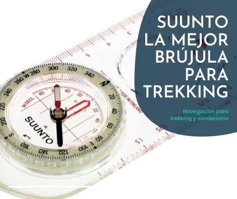 SUUNTO La mejor Brújula para trekking -Navegación para trekking y senderismo