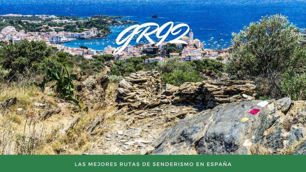 GR92 - Las Mejores rutas de senderismo en España