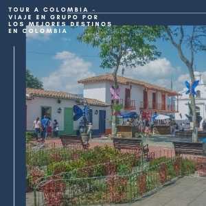 Tour A Colombia – Viaje En Grupo Por Los Mejores Destinos En Colombia -Medellin