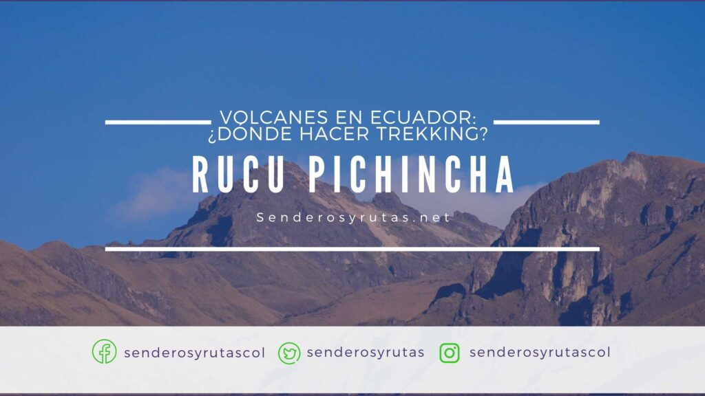 Volcanes-en-Ecuador-Rucu Pichincha