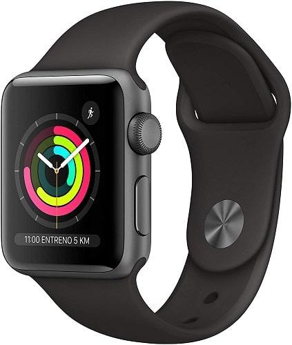 Apple watch series 3-reloj de montana