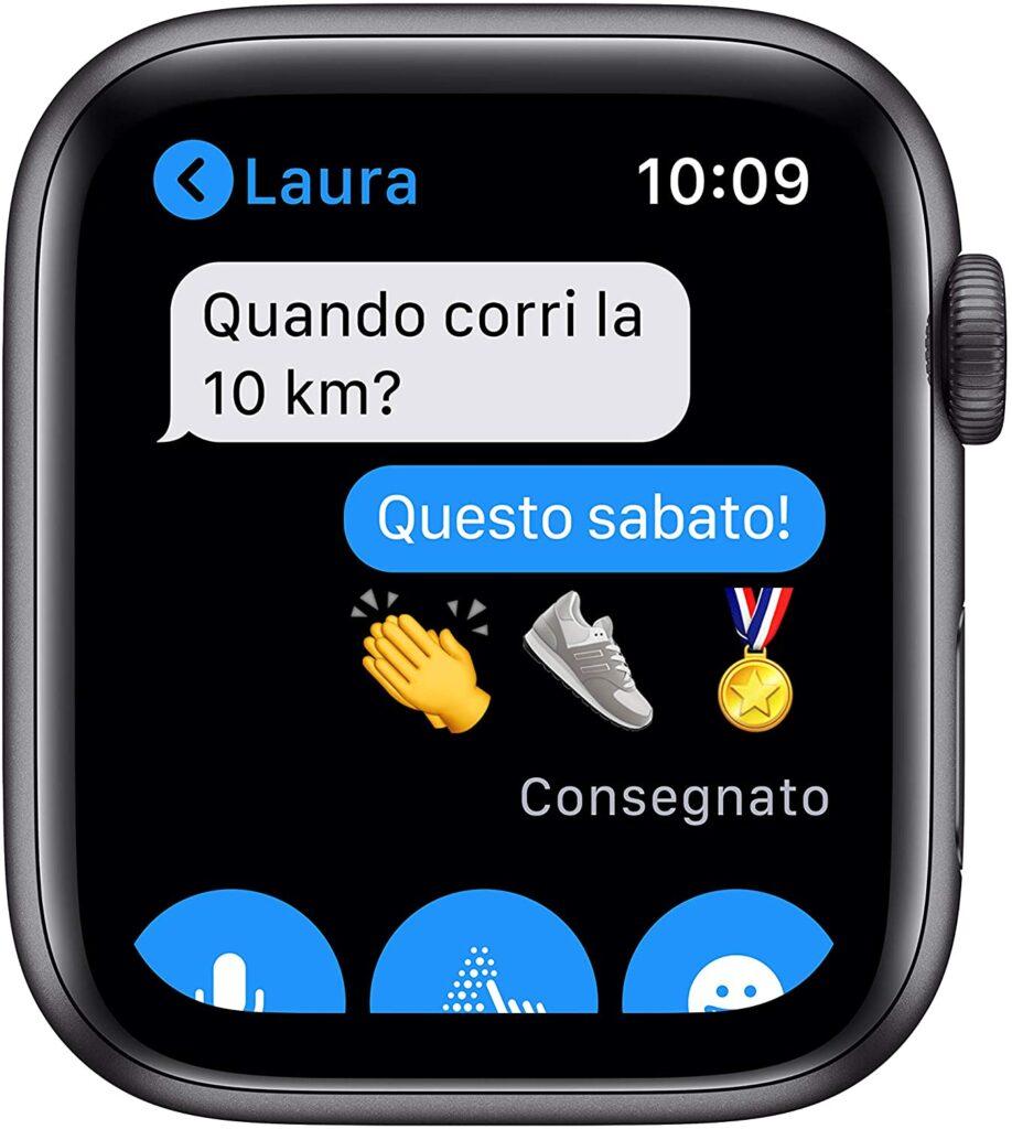 Apple watch series 6 reloj de montaña