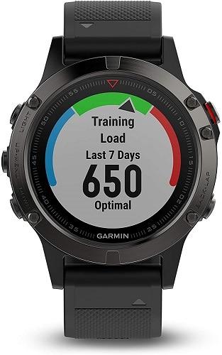 Reloj de montaña GPS-Garmin Fenix 5