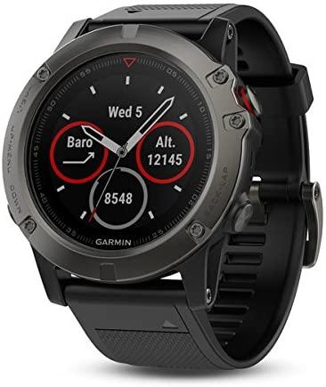 Reloj de montaña GPS-Garmin Fenix 5X Plus