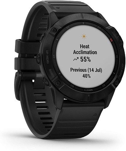 Reloj de montaña GPS-Garmin Fenix 6x Pro