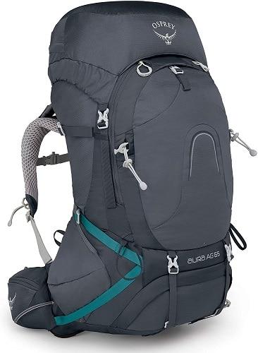 Mochilas para senderismo y mochileros Osprey Aura AG - mochilas en oferta