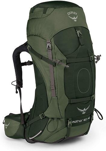 Morral para trekking y Montañismo Osprey Aether AG