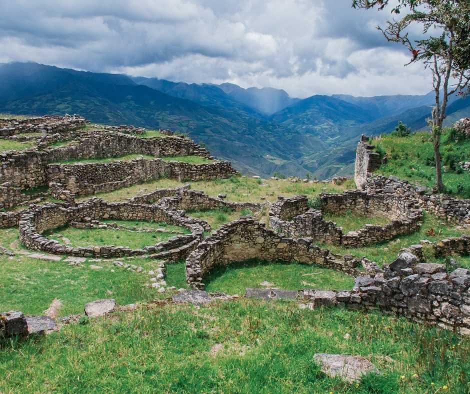 Ruta entre Kuelap, Catarata de Gocta y Vira Vira - Chachapoyas