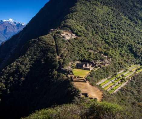 Trekking en Perú: Choquequirao, Abancay - Cusco