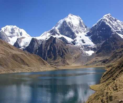 Viaje de montaña a la Cordillera Huayhuash - Huaraz