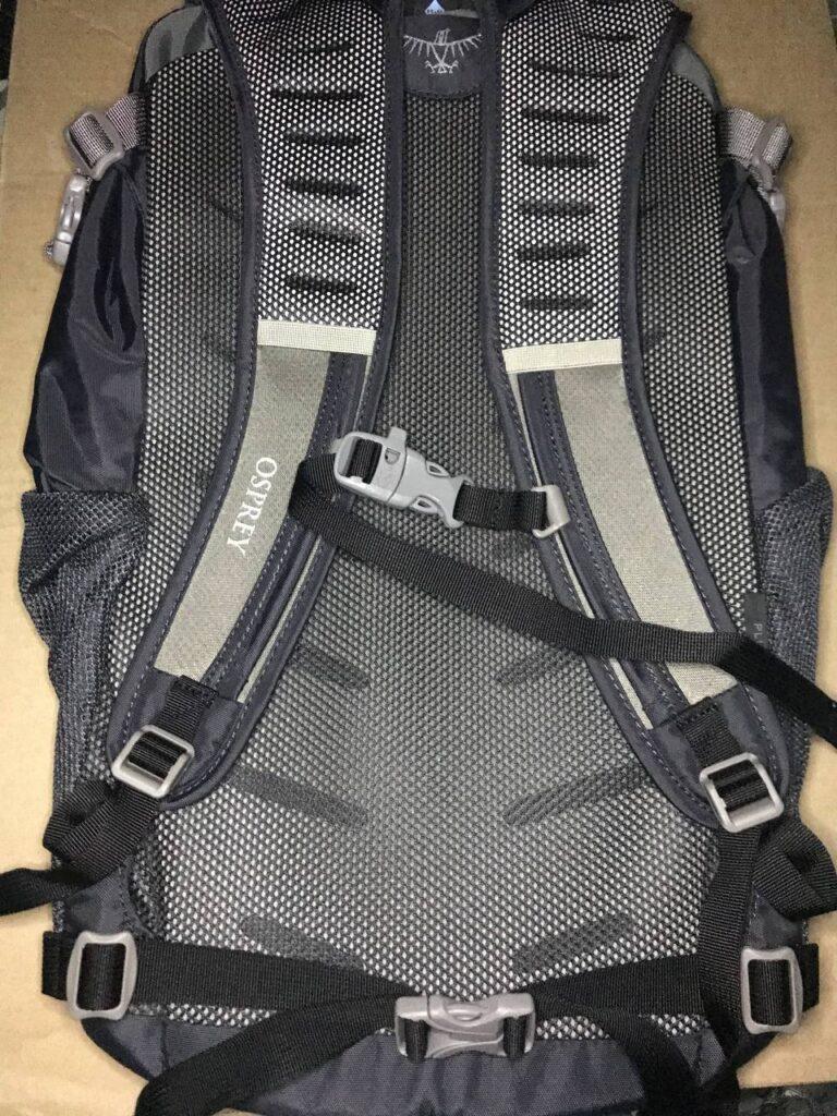 características de la mochila Osprey Daylite Plus
