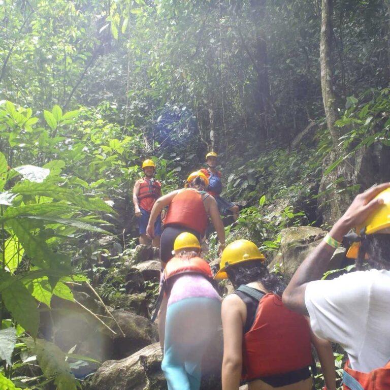 expediciones en grupo